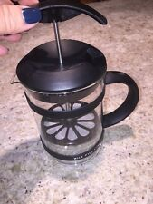 Trudeau Milk Frother Glass Mousseur a Lait nylon and stainless steel