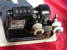 Neumade synchronizer for film editing vintage film equipment