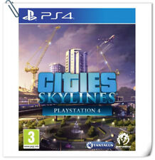 PS4 Cities: Skylines SONY PlayStation Paradox Interactive Simulation Games