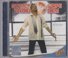 SZYMON WYDRA & CARPE DIEM - BEZCZAS 2005 TOP RARE POLISH OOP CD POLAND POLEN
