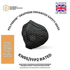 Graphene Enhanced Protective Face Mask P2 Rated CE Certified