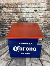 Corona Extra Small Metal Cooler