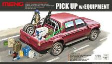 Meng Model 1/35 VS-002 Pickup w/Equipment Brand New