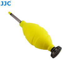 JJC Dust-Free Filter Rubber Air Blower Pump Cleaner for Camera CMOS Sensor Lens