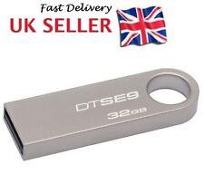 New 32GB DataTraveler SE9 USB 2.0/3.0 Flash Drive Memory Stick Pen Thumb UK