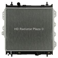Radiator Replacement For 03-09 Chrylser PT Cruiser 2.4L L4 4 Cylinder Turbo Only