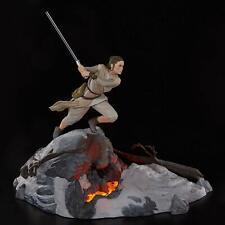 Star Wars – Edition Collector Black Series Centerpiece – Figurine Rey 15cm et so