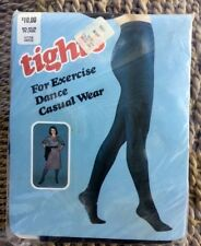 Unbranded Lycra Blend footed Tights for Women