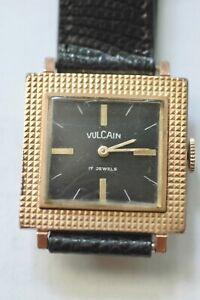 Vulcain vintage wind up Men's watch