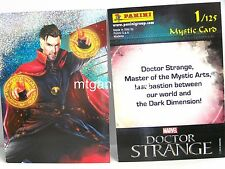 Doctor Strange Movie Trading Card - 1x #001 Mystic card foil-TCG