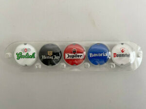 Perfect Draft PIN Magnet Grolsch / Hertog Jan / Jupiler / Bavaria / Dommelsch