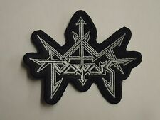 AXIS POWERS DEATH METAL EMBROIDERED PATCH
