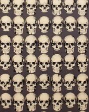 Alexander Henry Rad Skulls Goth Fabric BHY