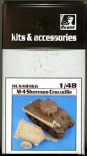 Hauler Models 1/48 M4 SHERMAN CROCODILE Resin & Photo Etch Conversion Set