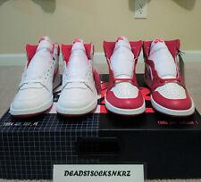Nike Air Jordan New Beginnings Pack Jordan 1 High 85 Air Ship PE CT6252 900 Szs