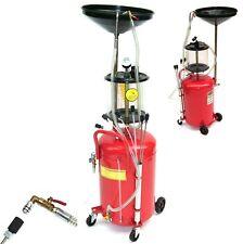 07082 Druckluft Ölabsauggerät Ölabsauger Ölauffanggerät Ölwechsel Ölbehälter