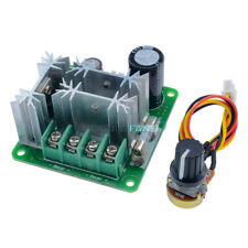 6-90V 15A DC Motor Speed Controller Pulse Width PWM Speed Regulator Switch M