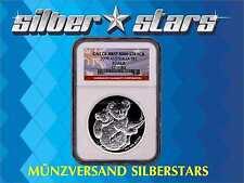 1 AU DOLLAR Silber Koala 1 Unze Oz Silber 2008 SLAB NGC One of  First 8.000