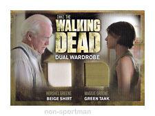 WALKING DEAD CRYPTOZOIC 2 COSTUME DM02 HERSHEL & MAGGIE