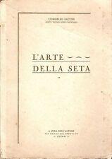 Sacchi - L'Arte della Seta - Como Longatti 1931