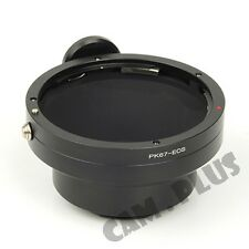 EMF AF Confirm Pentax 67 Lens to Canon EOS EF Mount Adapter Ring