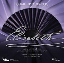 Elisabeth - Das Musical, Gesamtaufnahme Wien Live, Jubiläumsfassung, 2 CD NEU!