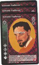 Etienne Fauberge x3 Ravnos AE