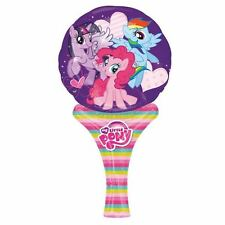 My Little Pony Inflate a Fun Foil Hand Balloon Air Birthday Party Bag Filler