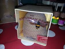 "NIB Bath & Body Works Savannah Bee 100% Rolled Beeswax Beehive Candle 3"" x 3"""