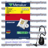 Menalux S Bag Duraflow Vacuum Bags Pack of 5 Part 1800