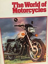 The World of Motorcycles An Illustrated Encyclopedia 22 Volume Set Missing #6
