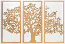 STUNNING 'OAK TREE' WALL ART (857MM HIGH X 1270MM WIDE)