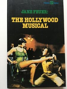 THE HOLLYWOOD MUSICAL - JANE FEUER (PAPERBACK, 1982)