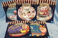 """F6 Kirby Small Towel /""""I Love Kirby/"""""""