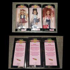 New ListingMadame Alexander Stilettos Nikki, Sami, & Kikki Doll 9 Inches 2005. 3 Stilettos.