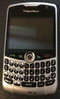 BlackBerry Curve 8330 Silver (Verizon) Smartphone Fast Ship Good Used