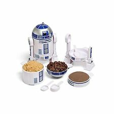 NEW Star Wars R2-D2 Measuring Cup Set - Officially Licensed - Disney