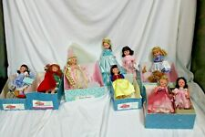 New ListingMadame Alexander Assorted 6-8 inch dolls in boxes (Lot of 9)