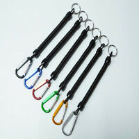 5Pcs/Set Fishing Lanyards Boating Ropes Kayak Secure Pliers Grips Tackle Tools
