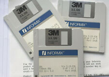 INFORMIX relational Database SQL for Compaq 386 SCO Unix 3.2