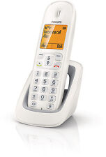 Weiße Philips Schnurlose Telefone