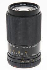 Exakta 4,5-5,6/70-210mm Macro, Objektiv mit Canon FD Bajonett #FD84200519