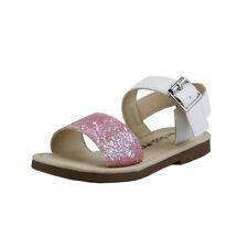 Girl's Stylish Glitter Gladiator Thong Sandals Shoes Buckle Slip Toddler size