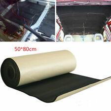50x80CM 6MM Car Sound Proofing Deadening Insulation Roll Dampening Pad Mat