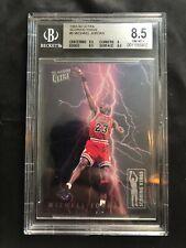 Michael Jordan 1993-94 Fleer Ultra Scoring Kings Foil Insert BGS 8.5 NRMT w/ 9.5