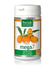 Fin Mega7 60 kaps.- Finclub - olej rokitnikowy, kwasy omega - Zdrowie_2007