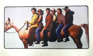 TV Shows Friends Gaming Mouse Pad  Play Mat Cosplay Horse Riding Mouse Pad Gift