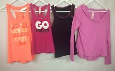 LORNA JANE x 4 pieces suitable for Size Small inc 100% Cotton Hoodie FREE POST!
