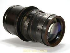Very rare Russian Telemar 17 6.3/400 mm aero lens 13x18 cm cover. Excellent -