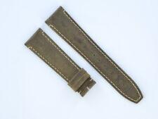 Baumer & Mercier Lederband 21/18 mm Wildleder  17719-3